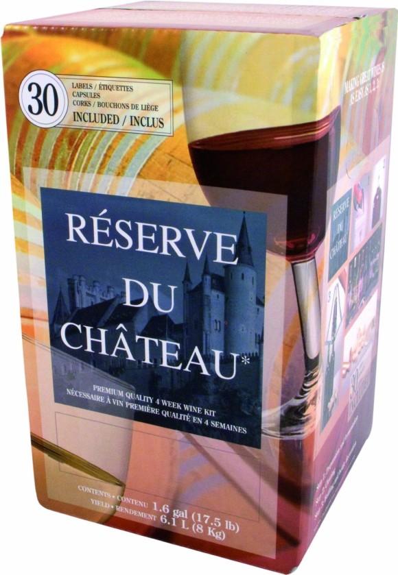 Reserve Du Chateau Wine Kit