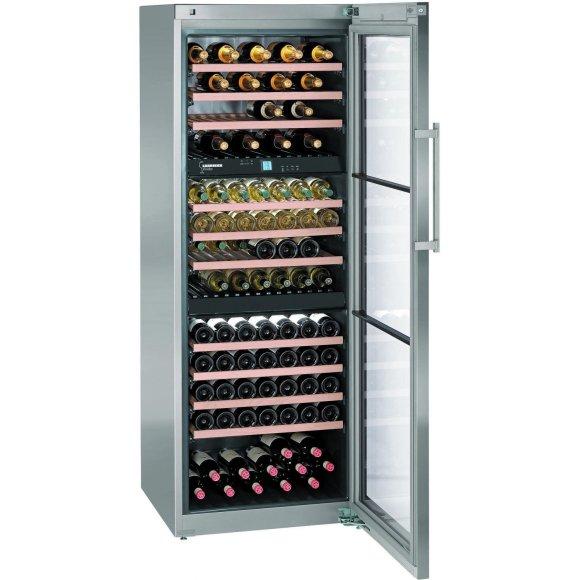 Liebherr WS17800 Freestanding 3 Zone TALL Wine Cabinet - 178 bottle capacity