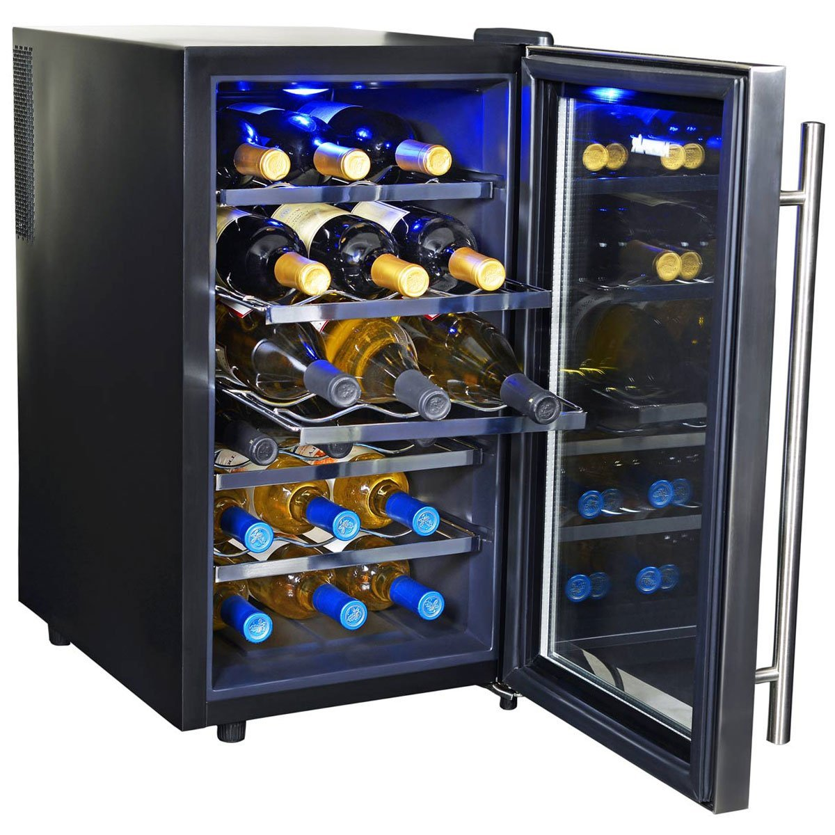18 Bottle Wine Refrigerator How To Make Homemade Wine