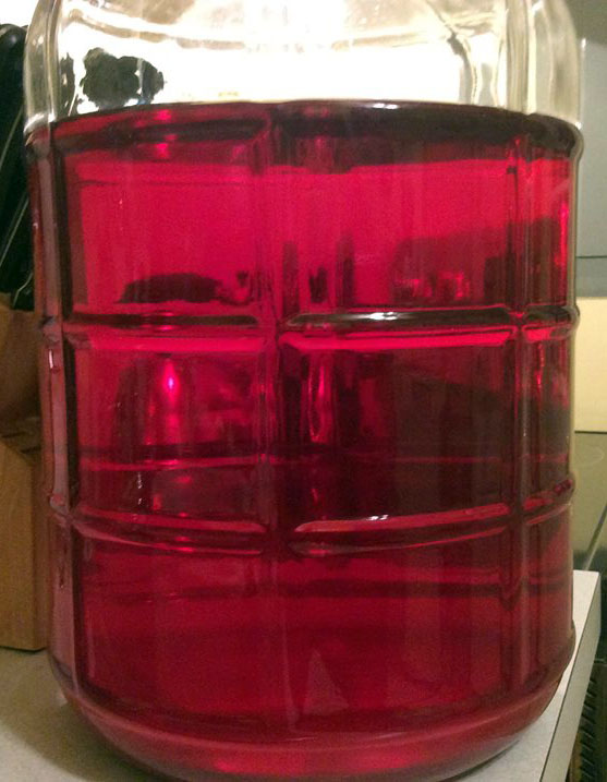 Dragons Blood Wine