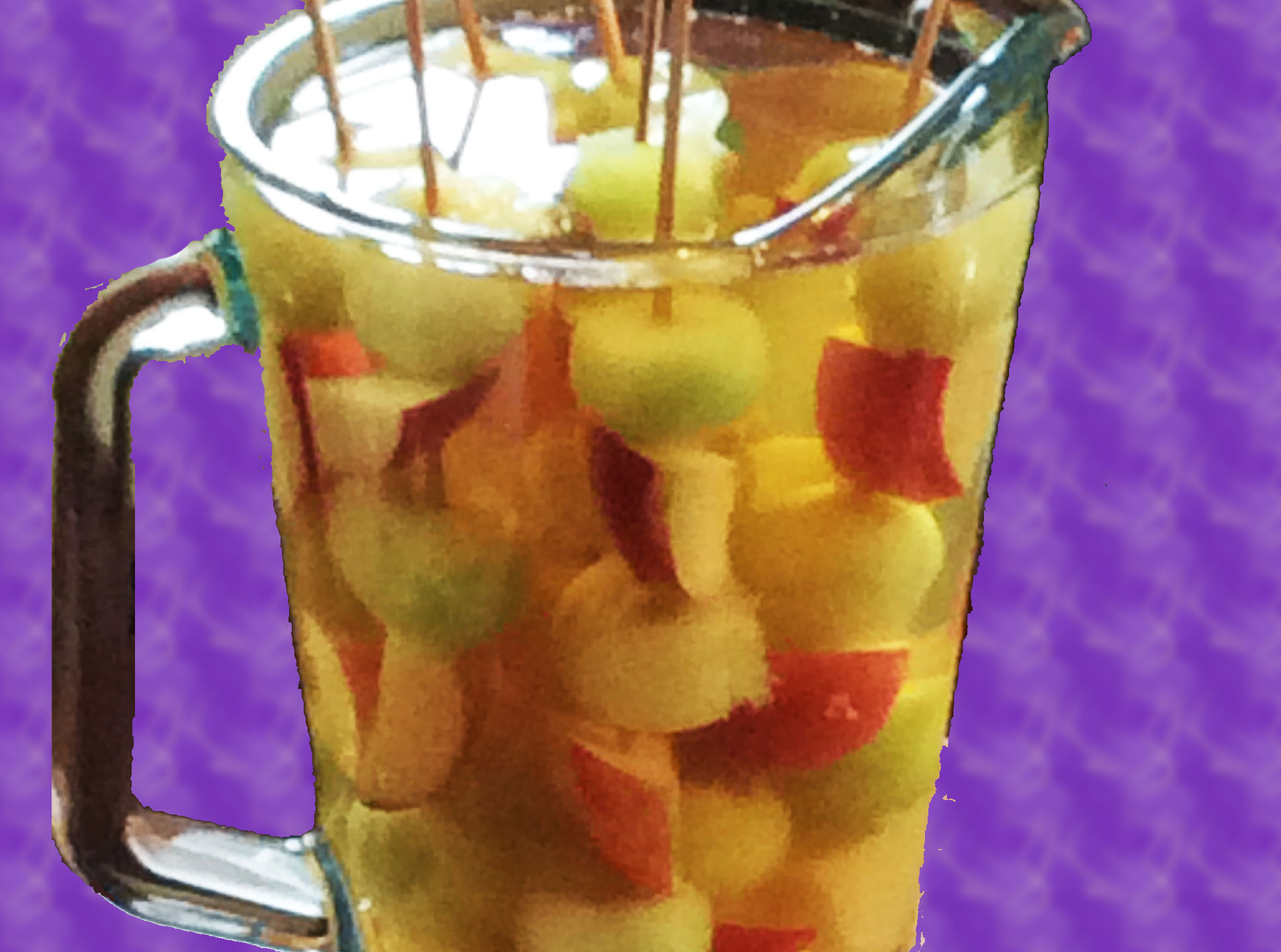 White Sangria Recipe - How To Make Homemade Wine