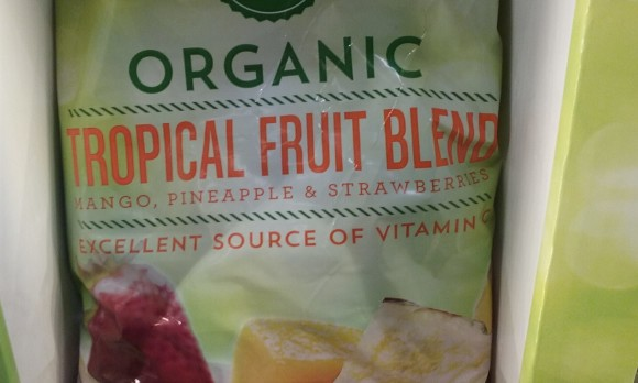 Tropical Fruit Blend For Dragons In Paradise